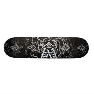 Masonic Minds (Silvery) Skate Boards