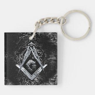 Masonic Minds (SilverySwish) Key Ring
