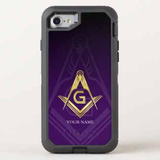 Masonic OtterBox Defender iPhone 8/7 Case