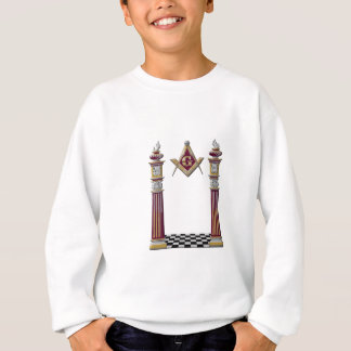 Masonic Pillars Sweatshirt