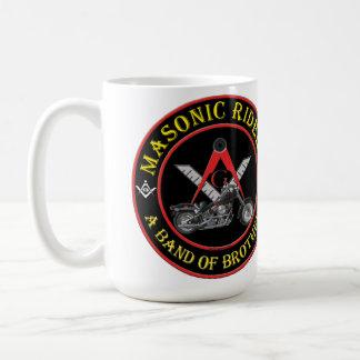 Masonic Riders Mug or stein
