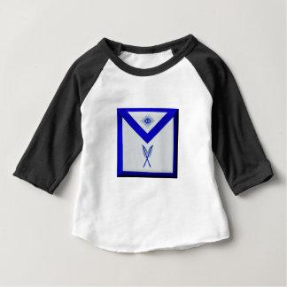 Masonic Secretary Apron Baby T-Shirt