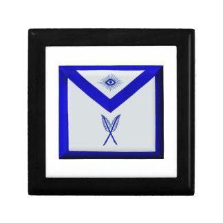 Masonic Secretary Apron Gift Box