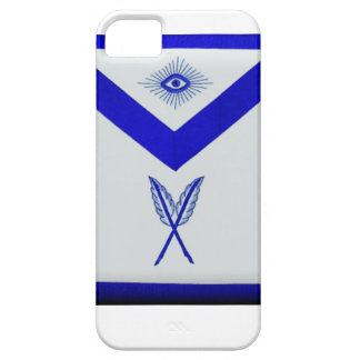 Masonic Secretary Apron iPhone 5 Case
