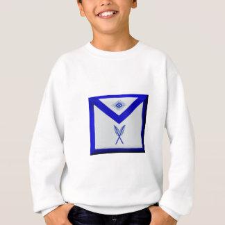 Masonic Secretary Apron Sweatshirt