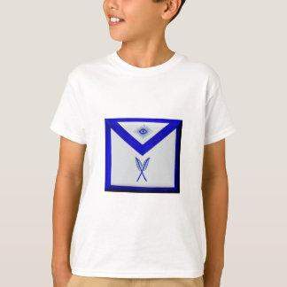 Masonic Secretary Apron T-Shirt