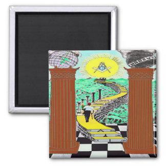 Masonic Shriners magnets