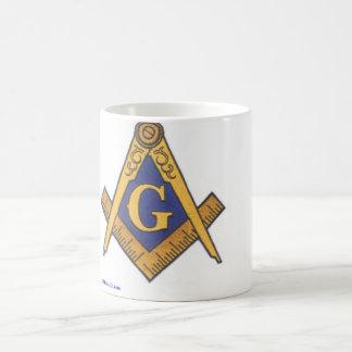 Masonic Supply, from Apron to Watches Basic White Mug