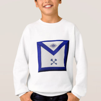 Masonic Treasurer Apron Sweatshirt