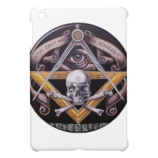 Masonic Virtue Case For The iPad Mini