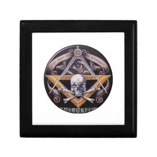 Masonic Virtue Gift Box