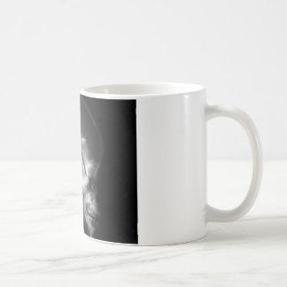 Masonic X-Ray Alien Skull Coffee Mug