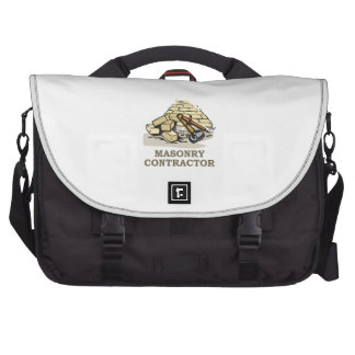 MASONRY CONTRACTOR COMMUTER BAGS