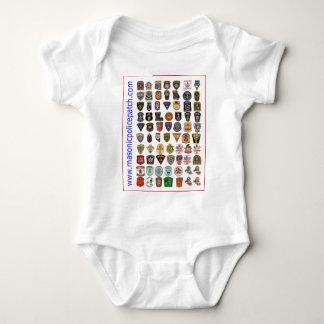masons baby bodysuit