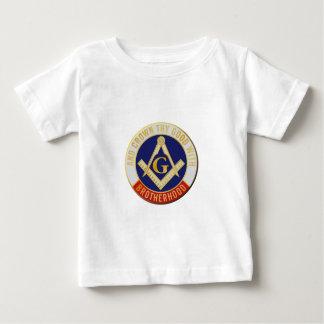 Masons Brotherhood Baby T-Shirt