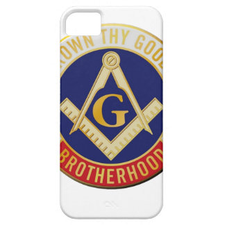 Masons Brotherhood Case For The iPhone 5