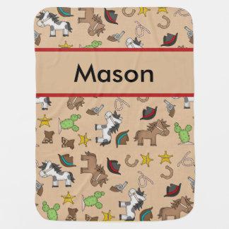 Mason's Cowboy Blanket