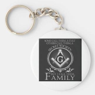 Masons Family Key Ring