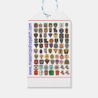 masons gift tags