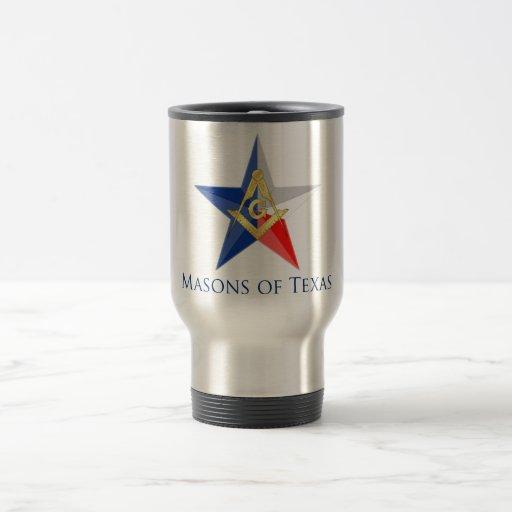 Masons of Texas Stainless Mug