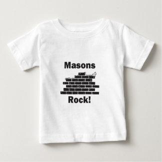 Masons Rock Baby T-Shirt