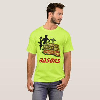 Masons Rootbeer Stand T-Shirt