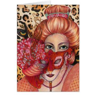 Masquerade3 Card