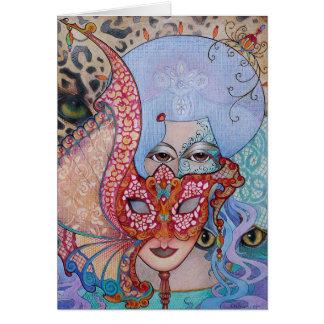 Masquerade 2 card
