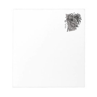 Masquerade Ball  Notepad