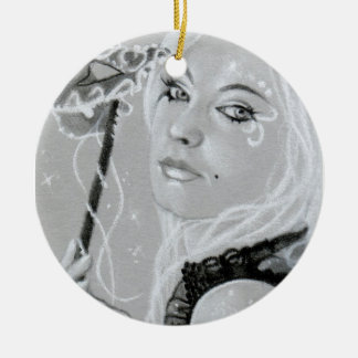 Masquerade Beauty Ornament