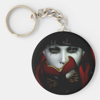 Masquerade Key Ring