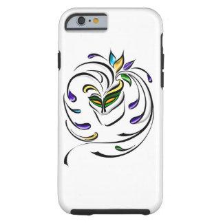 Masquerade Mask Nola Theme Tough iPhone 6 Case