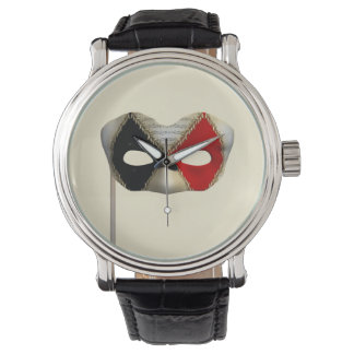 Masquerade Mask Watch