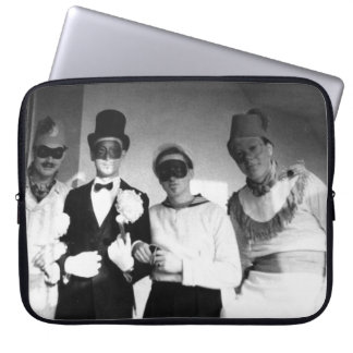 Masquerade Men Sleeve Computer Sleeves