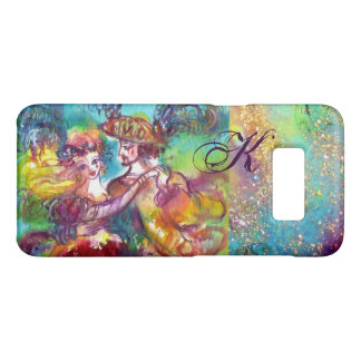 MASQUERADE NIGHT / CARNIVAL DANCE MONOGRAM Case-Mate SAMSUNG GALAXY S8 CASE