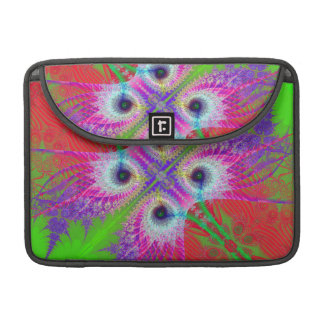Masquerade Party Fractal 2 -  Mac Sleeve MacBook Pro Sleeve