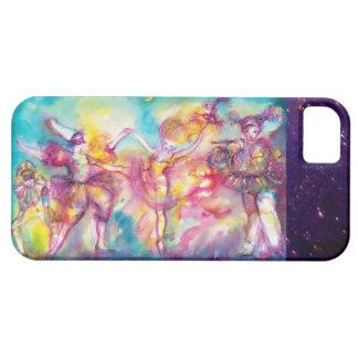 MASQUERADE PARTY,Mardi Gras Masks,Dance,Music iPhone 5 Covers