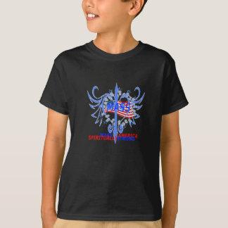 MASS Black TShirt -Child