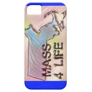 """""""Massachusetts 4 Life"""" State Map Pride Design Case For The iPhone 5"""