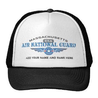 Massachusetts Air National Guard Cap