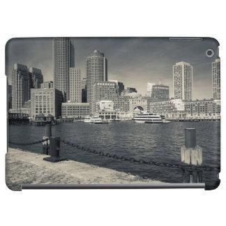 Massachusetts, Boston, Rowe's Wharf buildings