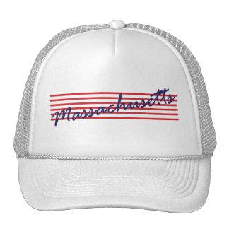 Massachusetts Cap