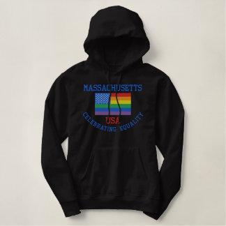 MASSACHUSETTS Celebrating Equality Sweatshirt