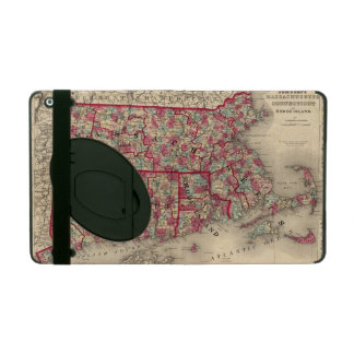 Massachusetts, Connecticut, and Rhode Island Covers For iPad