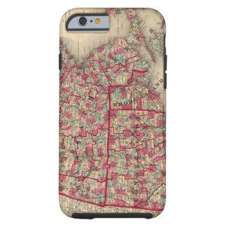 Massachusetts, Connecticut, and Rhode Island Tough iPhone 6 Case