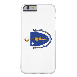 Massachusetts Flag iPhone 6 case Barely There iPhone 6 Case