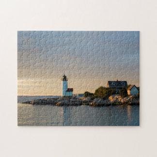 Massachusetts, Gloucester, Annisquam, Annisquam Jigsaw Puzzle