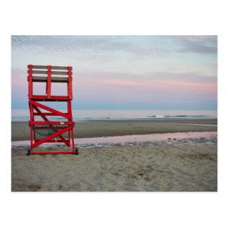 Massachusetts, Gloucester, Good Harbor Beach Postcard