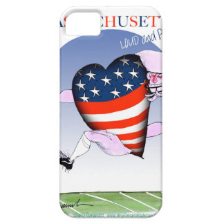 massachusetts loud and proud, tony fernandes iPhone 5 case