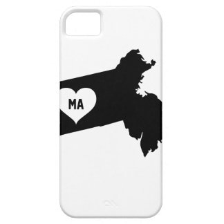 Massachusetts Love Case For The iPhone 5